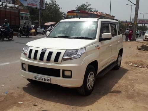 Used Mahindra TUV 300 T6 Plus AMT 2016 for sale at low price
