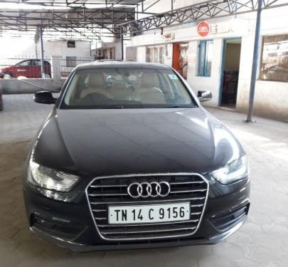 Used Audi A4 car for sale at low price-1