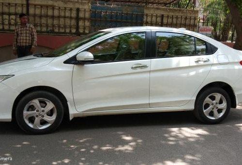 Used 2015 Honda City car at low price