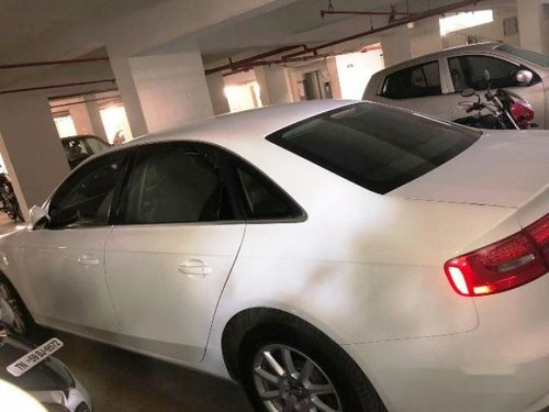 Used 2016 Audi A4 for sale at low price