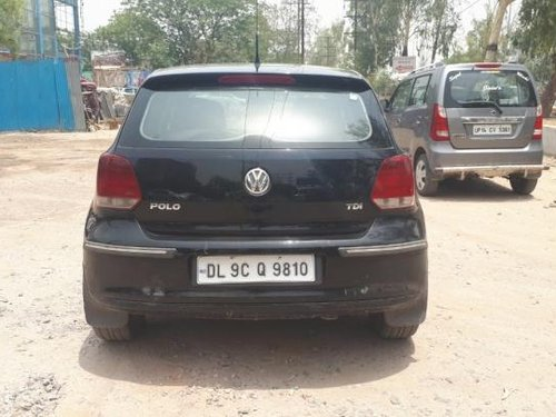 Well-kept 2010 Volkswagen Polo for sale