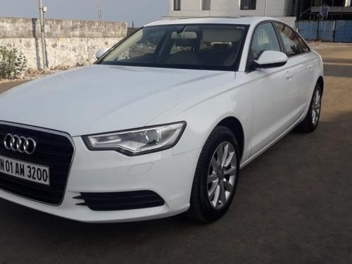 Used 2013 Audi A6 for sale in best deal