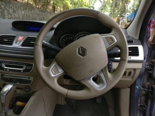 2013 Renault Fluence for sale at low price