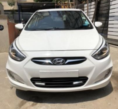 Used 2013 Hyundai Verna for sale-0