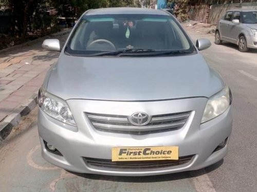Used Toyota Corolla Altis 1.8 G 2009 for sale-0