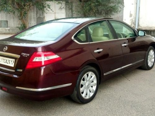 2012 Nissan Teana for sale at low price