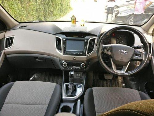 Used Hyundai Creta 1.6 VTVT AT SX Plus 2016 for sale