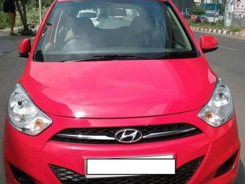 Well-kept 2013 Hyundai i10 for sale at low price