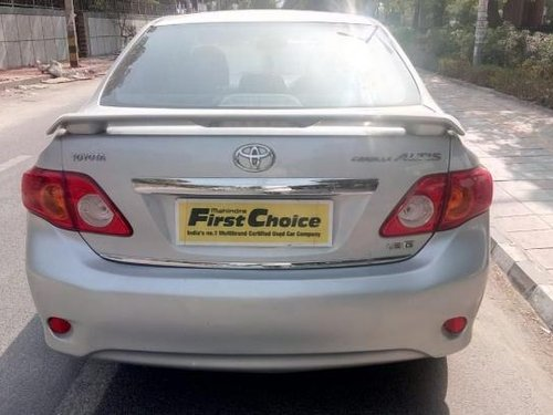 Used Toyota Corolla Altis 1.8 G 2009 for sale-1