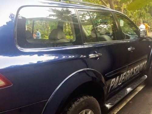 Used Mitsubishi Pajero Sport car for sale at low price