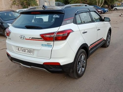 Well-kept 2016 Hyundai Creta for sale