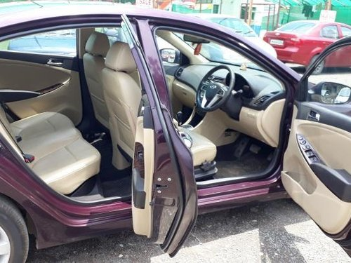 Hyundai Verna 1.6 SX VTVT 2013 in good condition for sale