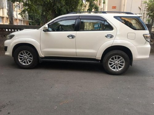 Toyota Fortuner 4x2 AT 2013 in good condition for sale