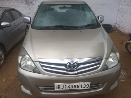 Used Toyota Innova 2.5 VX 7 STR BSIV 2011 for sale at best price