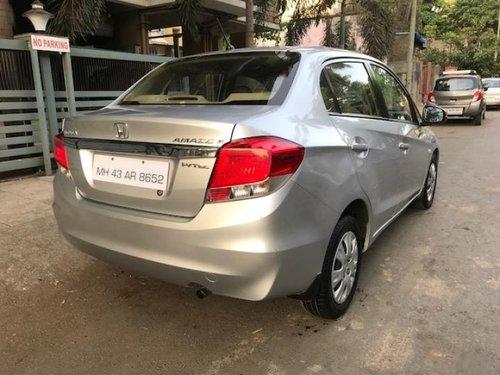 Well-kept Honda Amaze 2015 for sale