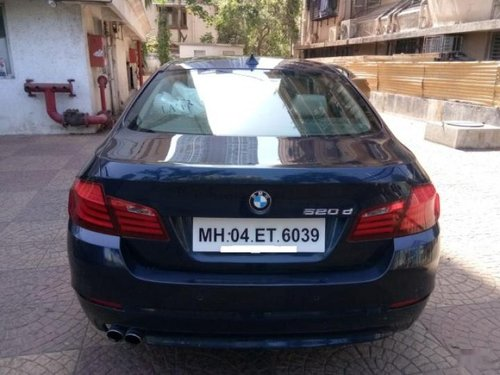 Used BMW 5 Series 2003-2012 520d 2011 for sale -1