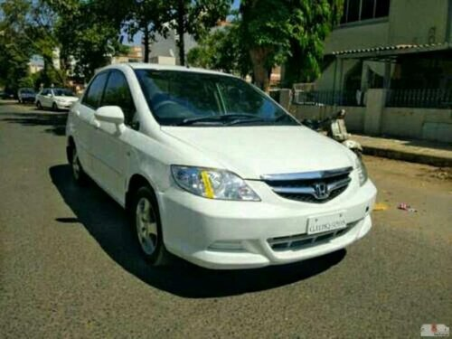 Used Honda City ZX car for sale at low price