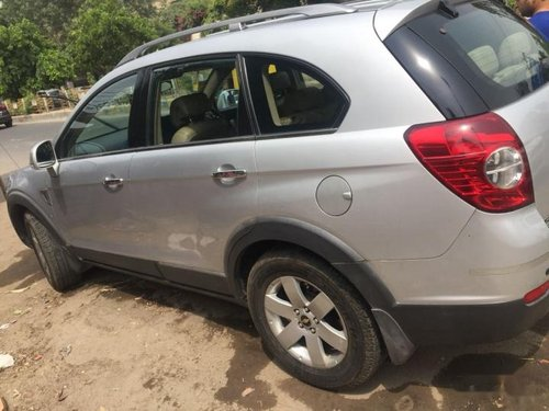 Good as new Chevrolet Captiva 2.2 AT AWD 2010 for sale
