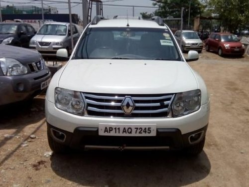 Used Renault Duster 110PS Diesel RxZ 2012 for sale -7