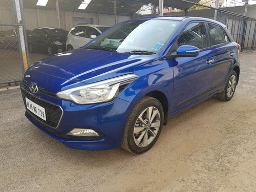 Good as new 2015 Hyundai Elite i20 for sale at low price