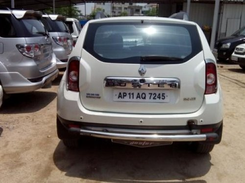 Used Renault Duster 110PS Diesel RxZ 2012 for sale -10