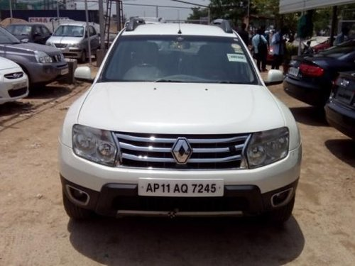 Used Renault Duster 110PS Diesel RxZ 2012 for sale