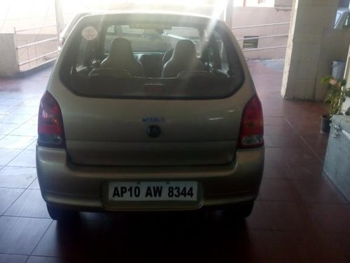 Used 2011 Maruti Suzuki Alto car at low price