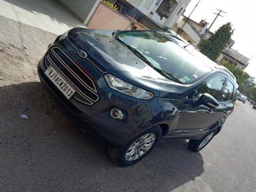Used Ford EcoSport 1.5 DV5 MT Titanium Optional 2014 in Jaipur
