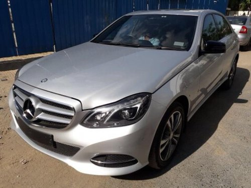 Used Mercedes Benz E Class car for sale at low price