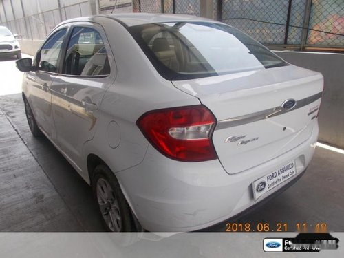 Used 2016 Ford Aspire for sale at low price