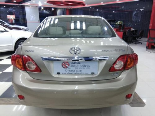Used Toyota Corolla Altis 1.8 G 2008 in Bangalore