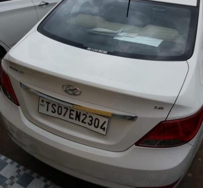 Used 2015 Hyundai Verna car at low price