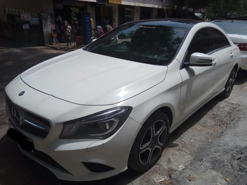 Used 2016 Mercedes Benz CLA car at low price in Chennai