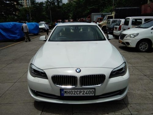 Good as new BMW 5 Series 525d Sedan 2012 by owner -5