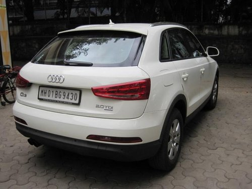 Good as new 2013 Audi Q3 for sale