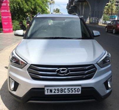 Used 2016 Hyundai Creta car at low price