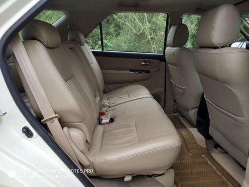 Used Toyota Fortuner 4x2 Manual 2015 in Mumbai