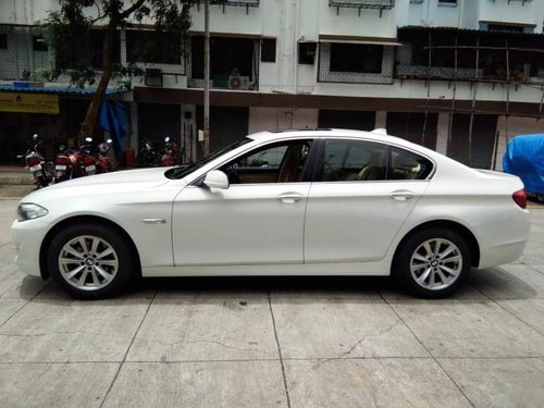 Good as new BMW 5 Series 525d Sedan 2012 by owner