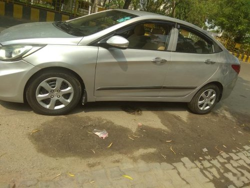 2013 Hyundai Verna for sale in good condition-1