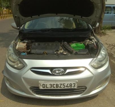 2013 Hyundai Verna for sale in good condition-3