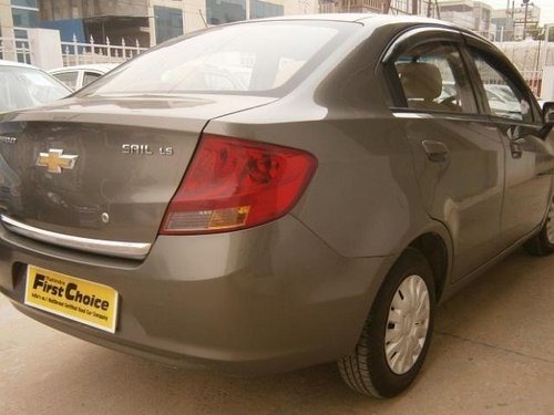 Chevrolet Sail 2015 for sale in good condition -14