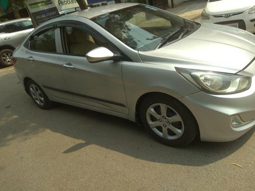 2013 Hyundai Verna for sale in good condition-7