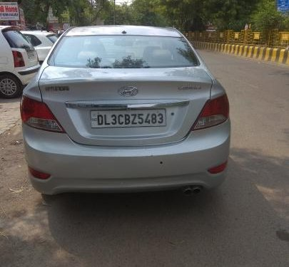 2013 Hyundai Verna for sale in good condition-8