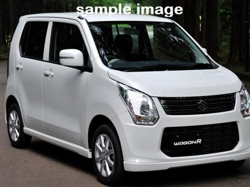 Well-maintained Maruti Suzuki Wagon R 2015 for sale