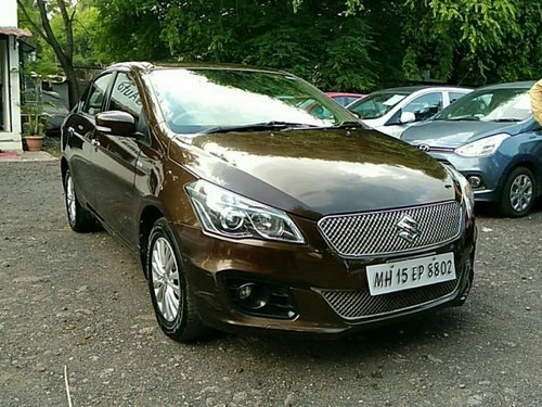 Well-maintained 2015 Maruti Suzuki Ciaz for sale-4