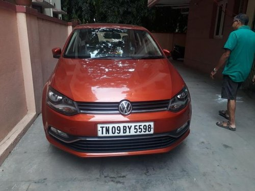Volkswagen Polo Diesel Highline 1.2L 2014 for sale