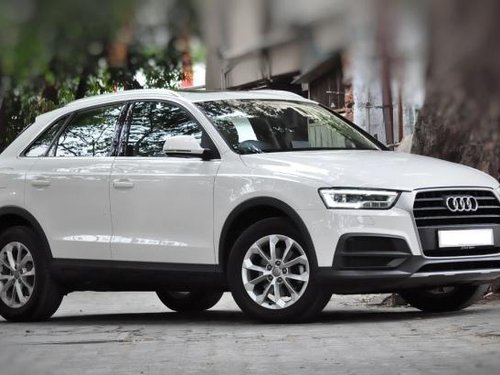 2017 Audi Q3 for sale at low price