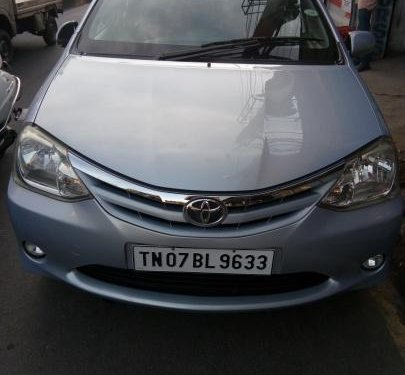 Toyota Platinum Etios 2012 for sale in best deal