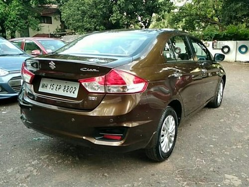 Well-maintained 2015 Maruti Suzuki Ciaz for sale-8