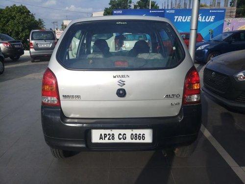 2011 Maruti Suzuki Alto for sale in best deal